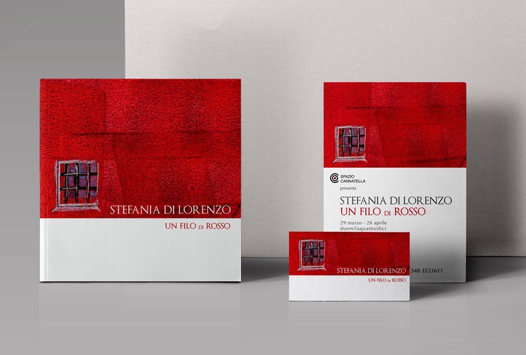 Un filo di rosso Stefania Di Lorenzo