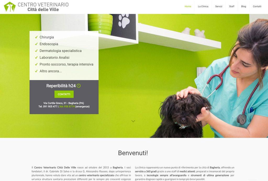 Centro Veterinario Città delle Ville