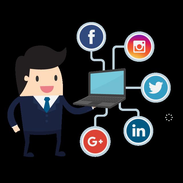 gestione social facebook social marketing cromia studio